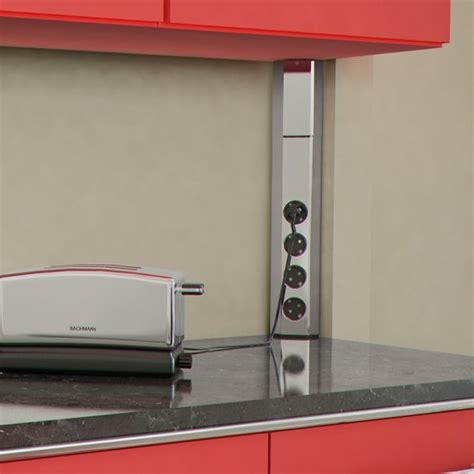 regleta enchufes angular universal cocina casia