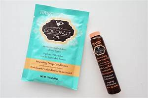 HASK Coconut Oil Nourishing Hair Care Collection Molly
