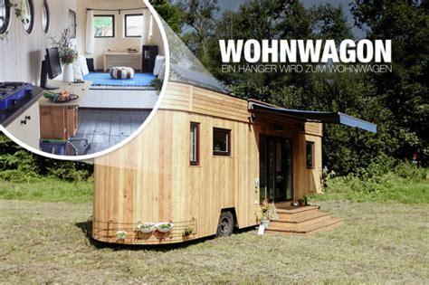 leben im wohnwagen wohnwagon der energieautarke wohnwagen reisen