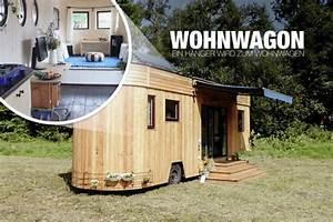Leben Im Wohnwagen : wohnwagon der energieautarke wohnwagen reisen ~ Watch28wear.com Haus und Dekorationen