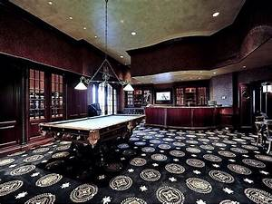Luxury Game Rooms | Joy Studio Design Gallery - Best Design