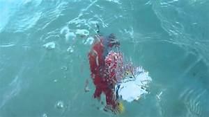 Lego Ship Sinking In Water - YouTube