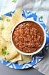 Spicy Habanero Salsa - This Savory Vegan