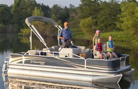 Deck Pontoon Boat Craigslist by Suncruiser New And Used Boats For Sale