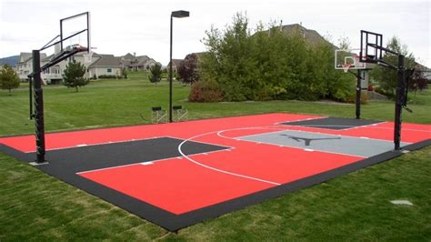 Kitchen Remodeling Ideas On A Small Budget - know the cost to get your dream basketball court installed angie 39 s list