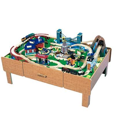chambre b b toys r us universe of imagination table intéractif avec gare