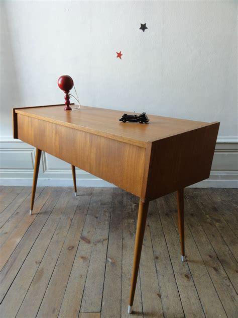 bureau retro console bureau vintage