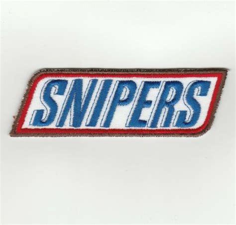 Motivācijas uzšuve SNIPERS (ID908) - Militaria.LV