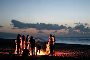 campfire on the beach | A few of my favorite things ...