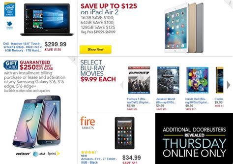 best buy black friday phone deals best buy black friday ad leaks with plenty of deals on