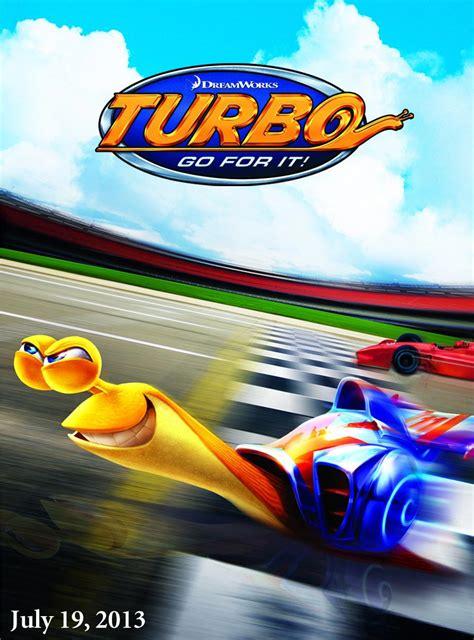 TURBO Teaser Poster - FilmoFilia