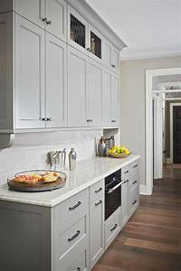 best 25 gray kitchen cabinets ideas on pinterest With kitchen colors with white cabinets with 5 sticker