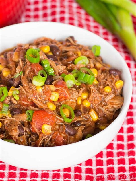 To remove the silverskin, slide the tip of a paring knife under refrigerate the leftovers in an airtight container for up to 4 days. Super Easy Chili Recipe with Leftover Pork Roast   Leftover pork loin recipes, Leftover pork ...