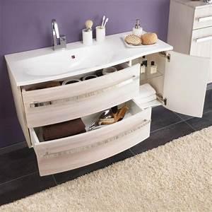 ensemble meubles lavabo halifax avec armoire a miroir With porte d entrée alu avec miroir salle de bain 110 x 80