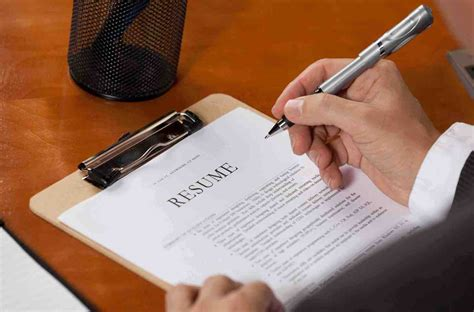 resume myth resumes should be one page beyond career