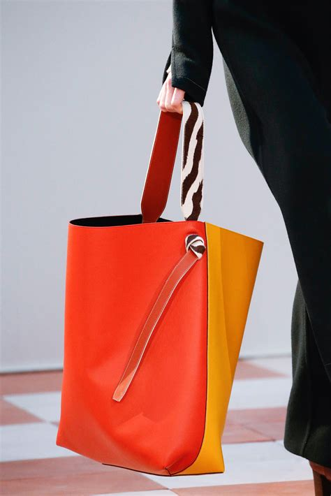 Celine Fall/Winter 2015 Runway Bag Collection Featuring ...