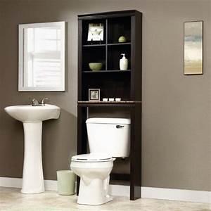 Buy, Cheap, Bathroom, Storage, Shelves, Over, The, Toilet, Space, Saver, Cinnamon, Cherry, Furniture, Best, Buy