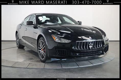 Maserati Of Denver by New Maserati Specials Near Denver Mike Ward Maserati Of