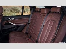 2019 BMW X5 Interior, Rear Seats HD Wallpaper #46