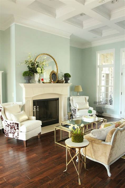 fall decorating ideas living room  green