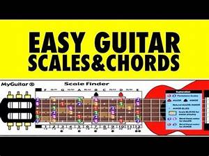 Guitar Chords Chart Free Download Guitar Lessons For Beginners Scales Chords Easy Chart For