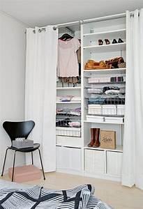Kleiner Begehbarer Kleiderschrank : ordnung im kleiderschrank 7 tipps f r den kleinen kleiderschrank ordnungssystem ~ Sanjose-hotels-ca.com Haus und Dekorationen