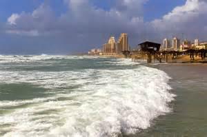 Haifa Beach Israel