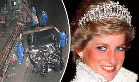princess diana dies   car crash bowie news