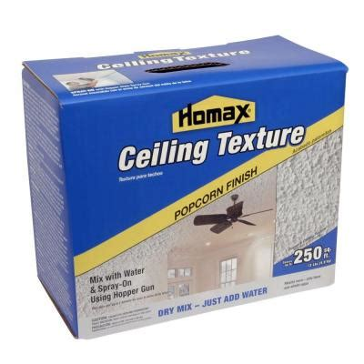 popcorn ceiling patch spray homax 13 lb mix popcorn ceiling texture 8560 30 the