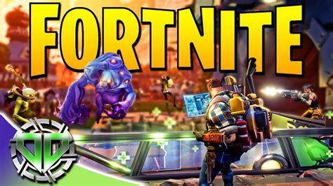 fortnite gameplay build  fort craft gear defend