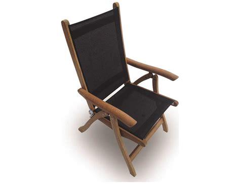adjustable teak arm folding chairs black wood folding