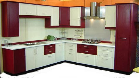 Modular Kitchen Cheap And Best Color Combination  Home Combo