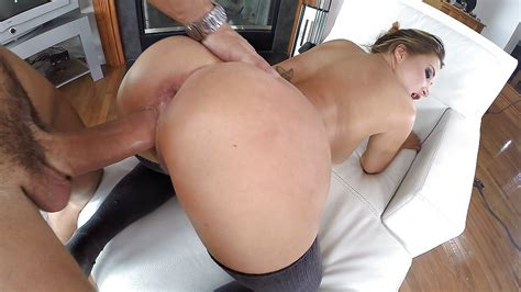 Busty Euro Girl Anna Polina Offering Phat Ass For Anal Sex And Cumshot