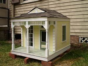 indoor dog house plans for small dogs With large custom dog houses