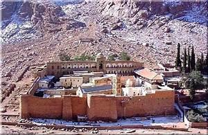 St Catharin Monastery  Sina U00ee  Egypt