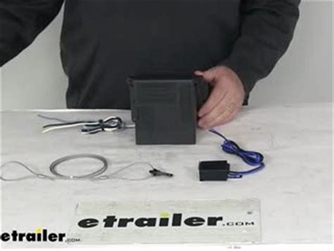 engager trailer breakaway kit  charger  tester