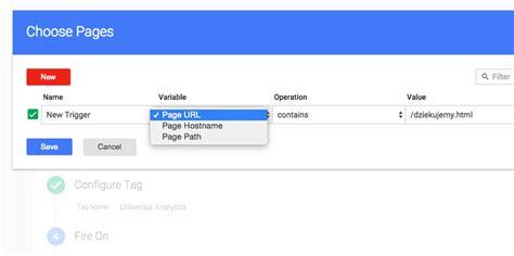 nowy interfejs tag manager szybkie podsumowanie zmian performance marketing z