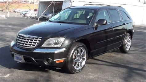 2006 Chrysler Pacifica Limited for sale 2006 chrysler pacifica limited awd 1 owner