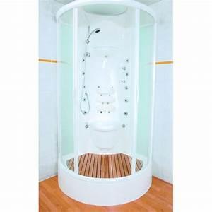 Cabine De Douche Receveur Haut : cabine de douche hydromassante haut d bit kinedo ~ Edinachiropracticcenter.com Idées de Décoration