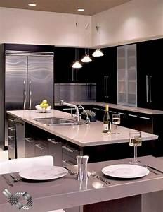 Küche Mit Küchenblock : k chenblock freistehend mehr arbeitsfl che und stauraum in der k che ~ Markanthonyermac.com Haus und Dekorationen