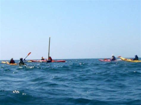 kayaking  catalina island part  marina del rey ca