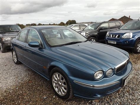 Used 2001 Jaguar X-type 2.5 V6 Se (awd) 4dr For Sale In