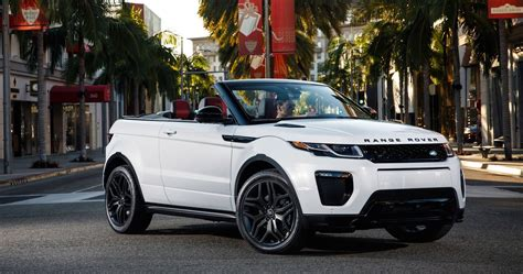 2018 Land Rover And Range Rover New Cars Photos 1 Of 4
