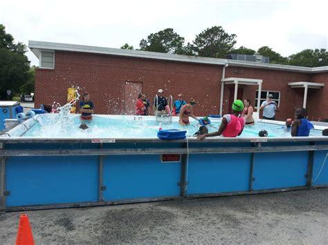 Portable Pool Program  Aqua Blue Pools