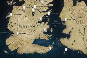 GAME OF THRONES MAPS - Twelwe image