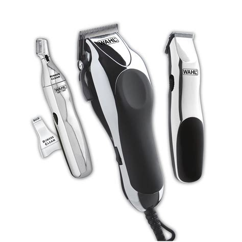 barber piece kit hair cut electric men shaver trimmer clippers