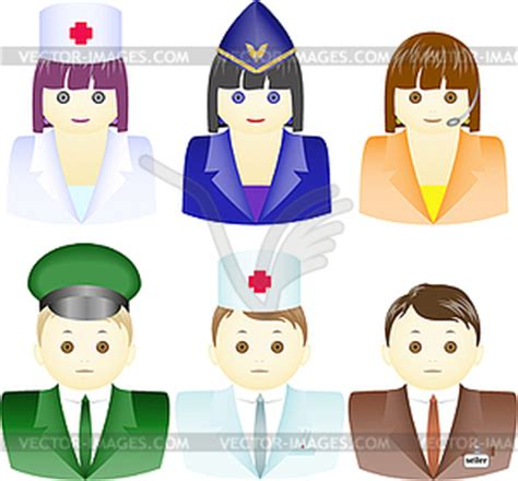 12202 different professions clipart different professions clipart 83