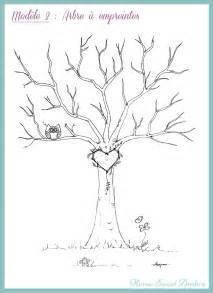 arbre a empreinte mariage arbre à empreintes gratuit home sweet ambre