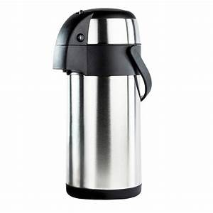 3L Stainless Steel Airpot Insulated Vacuum Thermal Flask