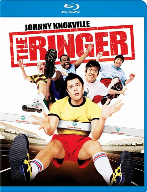 Real Movie News The Ringer Blu Ray Review